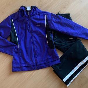 REEBOK Classic Vector Track Suit w/hood